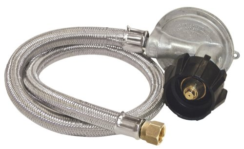 (M5LPH Low Pressure LPG Regulator/ Hose Assembly)