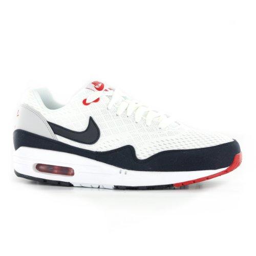 timeless design 80996 155a9 ... Nike Air Max 1 Essential 537383-114 Weiß-Grau-Blau Größe 47 US ...