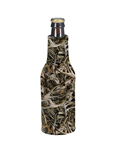 Bonz Hunting Camo Beer Bottle Suit Cooler