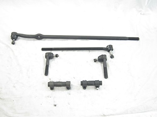 2 Links 2 Inner Outer Tie Rod Ends 2 Adjusting Sleeves Right and Left Side for sale