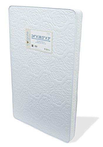 (Colgate Portable Mini Crib Mattress | 24