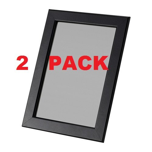 black 5x7 picture frames - 1