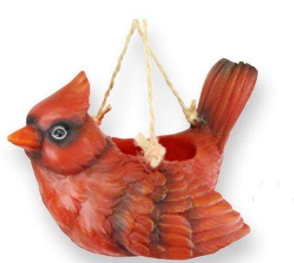 Gallery Feeder - Red Carpet Studios Birdfeeder Flying Cardinal