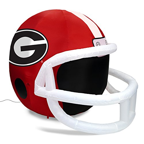 Fabrique Innovations NCAA  Inflatable Lawn Helmet, Georgia Bulldogs ()