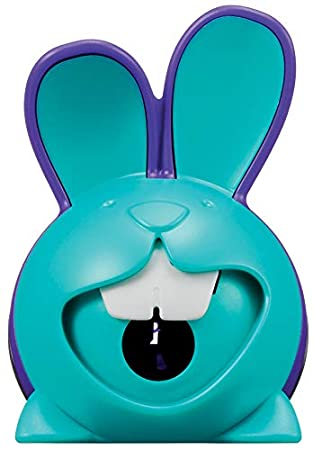 coloris Bleu Maped Croc Croc Innovation Taille-crayons ludique syst/ème brevet/é pour apprendre /à lenfant /à tailler son crayon Taille-crayons 1 trou