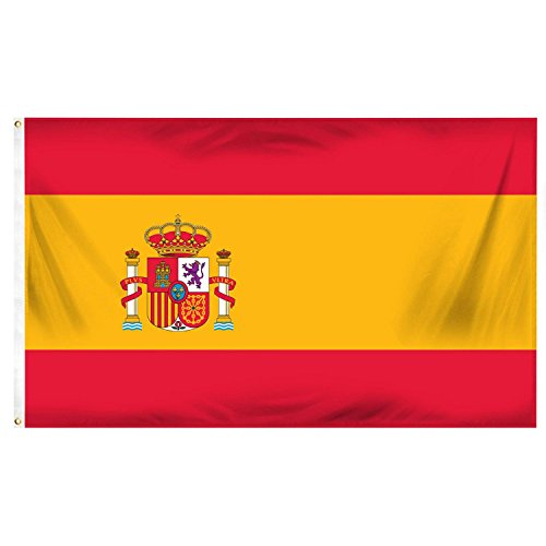 Hunter Spain 3' x 5' Flag Sports