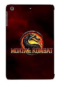 Ipad Mini/mini 2 Video Games Mortal Kombat Mortal Kombat Print High Quality Tpu Gel Frame Case Cover For New Year's Day