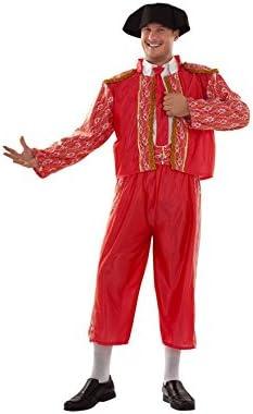 Disfraz barato de Torero talla XL para hombre: Amazon.es: Ropa y ...