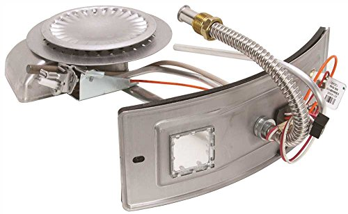 PREMIER PLUS 6911165 132266 Plus Natural Gas Water Heater Burner Assembly For Model Bfg 40S40 Or Series 100 (Whirlpool Heater Water)