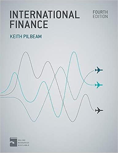 Finance pilbeam pdf international