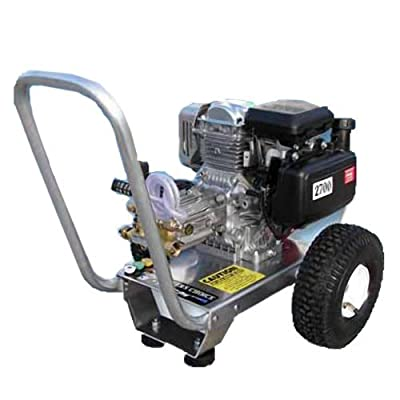 Pressure Pro SP2700HA Heavy Duty Professional 2,700 PSI 2.5 GPM Honda Gas Powered Pressure Washer With AR Pump (CARB Compliant)