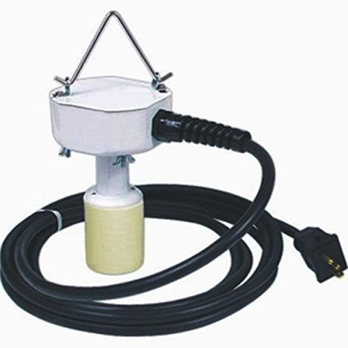 15' Grow Light Mogul Socket Assembly Lamp Cord