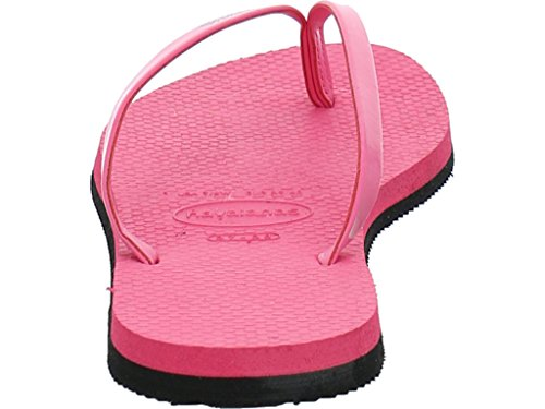 pink Damen Shocking Metallic You Havaianas Zehentrenner qR4Xnfzwxg