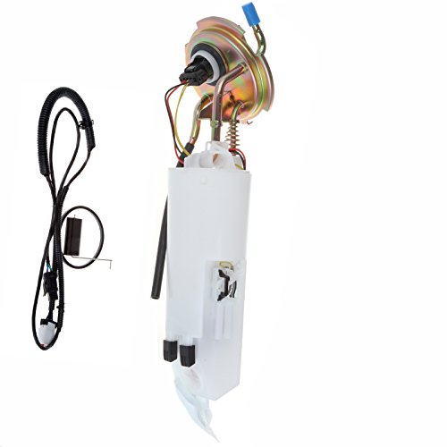 ECCPP Electric Fuel Pump Module Assembly w/Sending Unit Replacement for Dodge Caravan Chrysler Plymouth Voyager 1991 1992 1993 1994 1995 L4 2.5L V6 3.0L 3.3L 3.8L E7077M