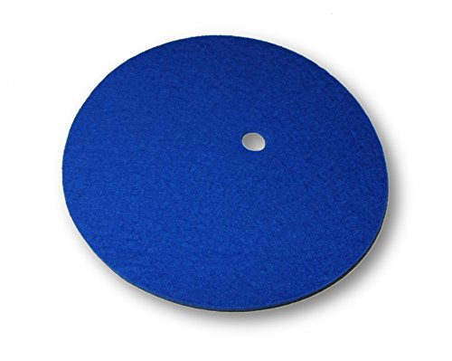 - Radical Fencing RF P Epee Guard Felt Pad (Electric Blue)