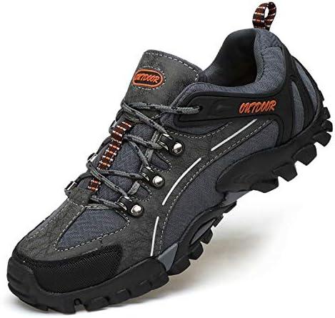 トレッキングシューズ 防水 メンズ トレッキングブーツ オールシーズン 登山靴 アウトドア ハイキングシューズ キャンプ 防滑 撥水 カジュアルシューズ 軽量 快適 ウォーキング ライトトレッキング 大きいサイズ