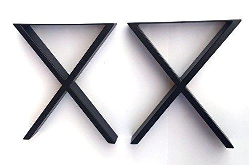 Coffee Table Legs Metal Legs X-Shape Furniture Legs 16