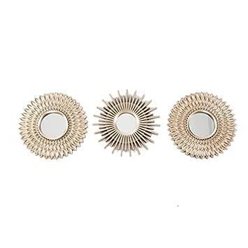 Espejos de pared decorativos tahir espejo decorar con for Espejos decorativos amazon