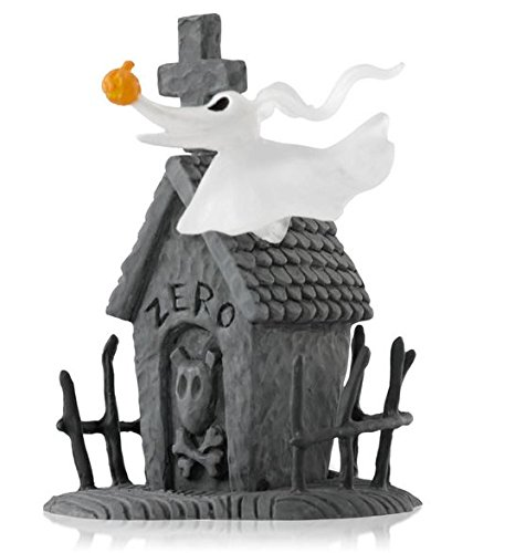Hallmark 2014 Limited Edition Jack's Peculiar Pet Tim Burton's The Nightmare Before Christmas Ornament