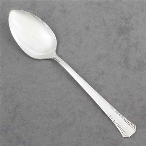 Del Mar by 1881 Rogers, Silverplate Tablespoon