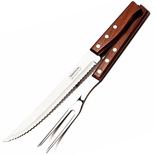 트 라몬 티나 전통 조각 포크 & 나이프 세트 32.5cm 22299/012