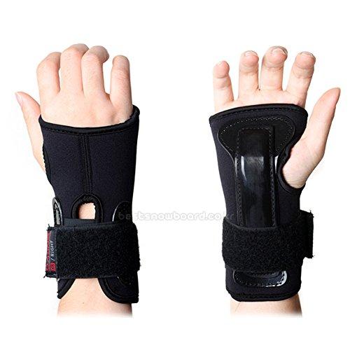 Dakine Wrist Guard Wrist Strap Wrist Protctive Snowboard Guard Skateboard Guard (S)