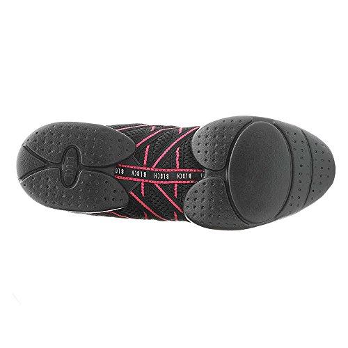 Bloch S0524 Criss Cross Sneaker rosa