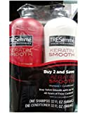 Tresemme Keratin Smooth 32FL OZ Shampoo & 32FL OZ Conditioner