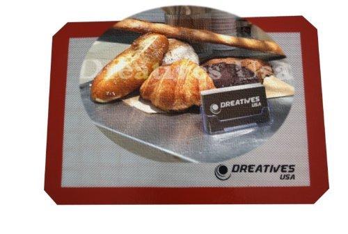 sional Grade Non Stick Silicone Baking Mat 16 1/2