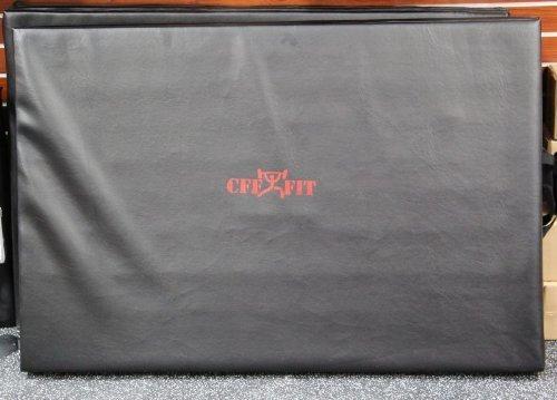 CFF Hohe Dichte Tri Fold Matte 4 & 039;x 8& 039; von cff-fit