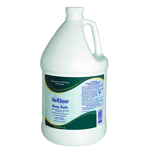 - No-Rinse Body Bath - 1 Gallon
