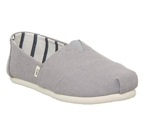 TOMS Women's Classic Casual Shoe (6 B(M) US, Morning Dove Heritage -