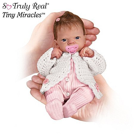 Tiny Miracles Linda Webb Celebration Of Life Emmy Realistic Baby Doll: So Truly Real by Ashton Drake