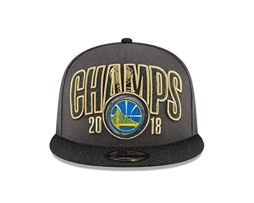 New Era Golden State Warriors 2018 Nba Finals Champions Locker Room Snapback Hat