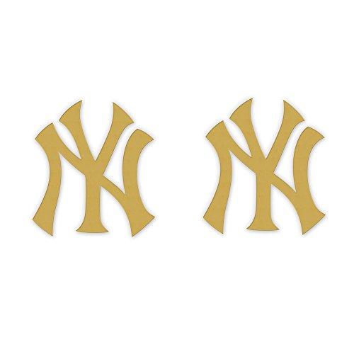MLB New York Yankees 50209010 Earrings Jewelry Card