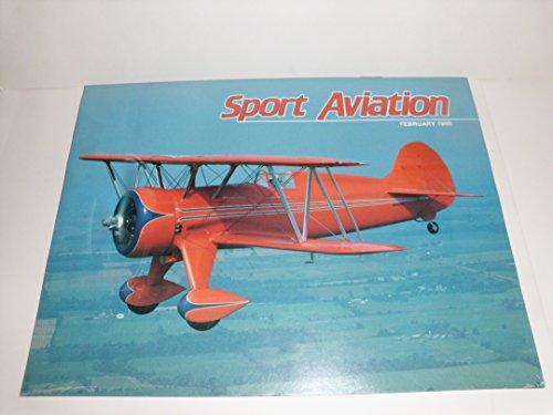 (Sport Aviation Magazine, February, 1990 )