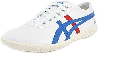 Amazon Com Onitsuka Tiger Unisex Tsunahiki White Directoire Sneaker 8 Shoes