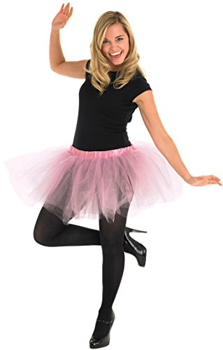 Rubie's Official Tu Tu Pink Fancy Dress, Adult Costume]()