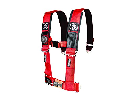 4 point seat harness - 8