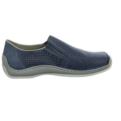Blue On Slip L1767 Casual Rieker Shoes 13 Women's c8qOWn7