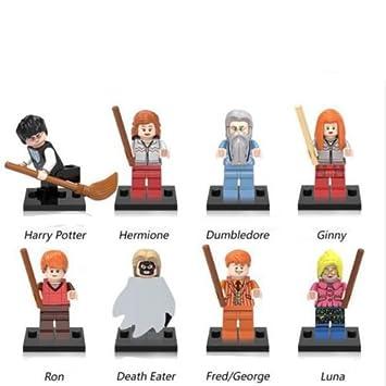 Piezas Para Completo De Harry Juego Potter Hermione 8 Regalo trChQsdx