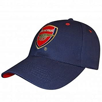 930601a19d1 Official Arsenal FC Baseball Cap Navy Blue - Adults  Amazon.co.uk  Sports    Outdoors