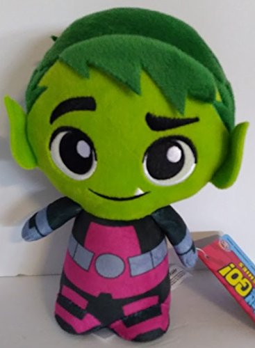 (Funko Plushies: Teen Titans Go - Beast Boy Collectible Plush)