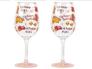 Amazon America Wine Glasses