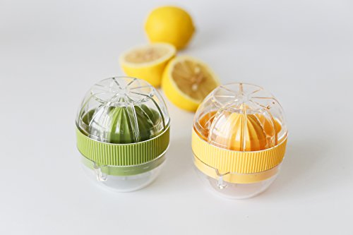 astra-gourmet-1pc-dome-lid-lemon-lime-juicer-and-reamer-citrus-juicer-yellow
