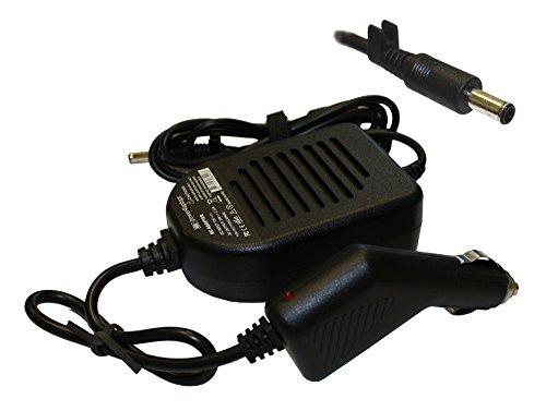 Power4Laptops DC Adapter Laptop Car Charger For Samsung R610-Aura P8400 Deon, Samsung R610-Aura P8400 Dori, Samsung R610-Aura P8700 Eclipse, Samsung R610-Aura P9500 Delu, Samsung R610-Aura T3400 Dienh