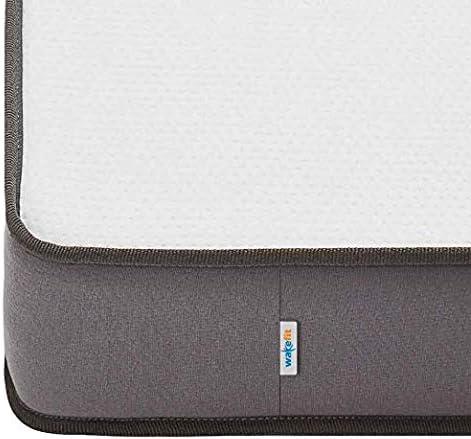 Wakefit Dual Comfort Mattress - Hard & Soft, King Bed Size