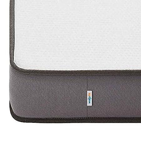 Wakefit Dual Comfort Mattress - Hard & Soft, Queen Bed Size (78X60x6)