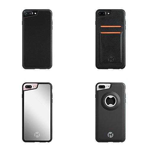 anti gravity case by mega tiny for iphone 8 plus 7 plus 6s plus 6 plus 5 5 inches. Black Bedroom Furniture Sets. Home Design Ideas