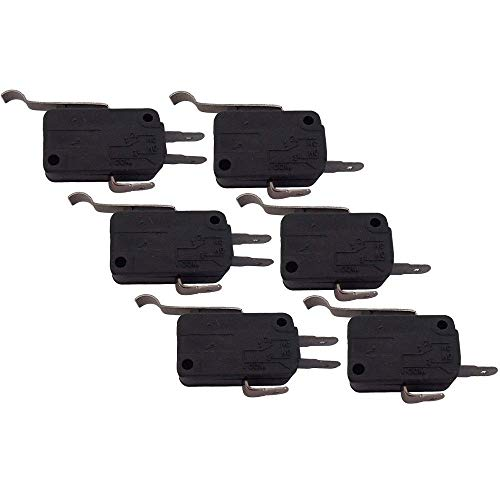 Dragon Ling LAN 6 Golf CART Micro Switch FIT Club CAR Golf CART Micro Switch 2 & 3 Prong #s 1014807 1014808 DS & Precedent